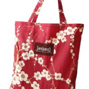 Red Cherry Blossom Set Gift Bag